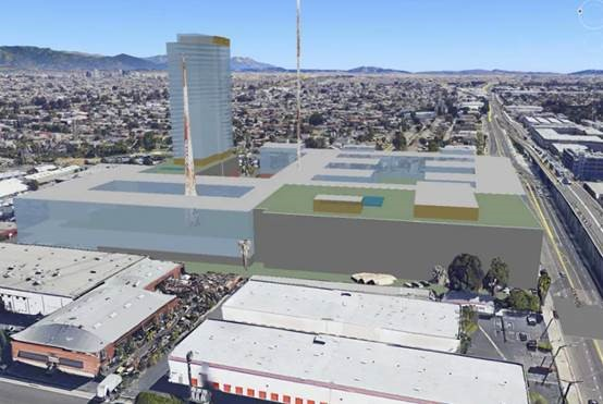 Developer shells out $111M for site of contentious South LA project