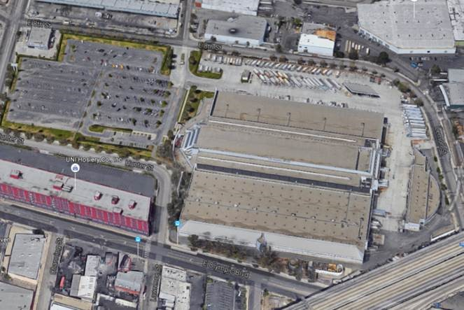 Developer buys sprawling LA Times plant near Arts District for $120M